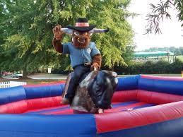 Bucking Bull