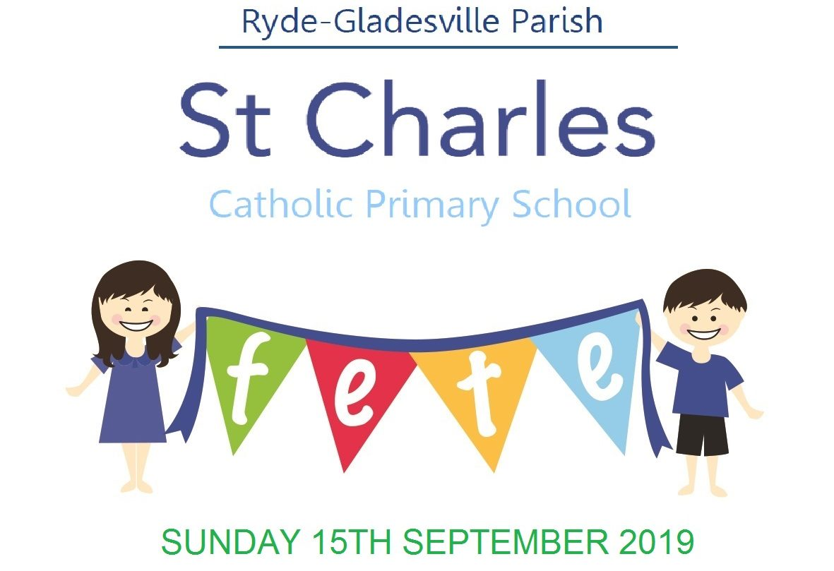 St Charles Catholic Primary School Fete